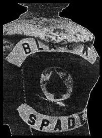 Black Spades - Black Spades cut (vest)
