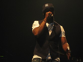 The Roots - Rapper Black Thought is the lead vocalist of The Roots.