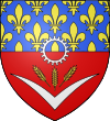 Blason département fr Seine-Saint-Denis.svg