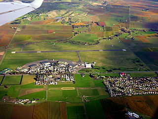Woodbourne Airport airport in New Zealand