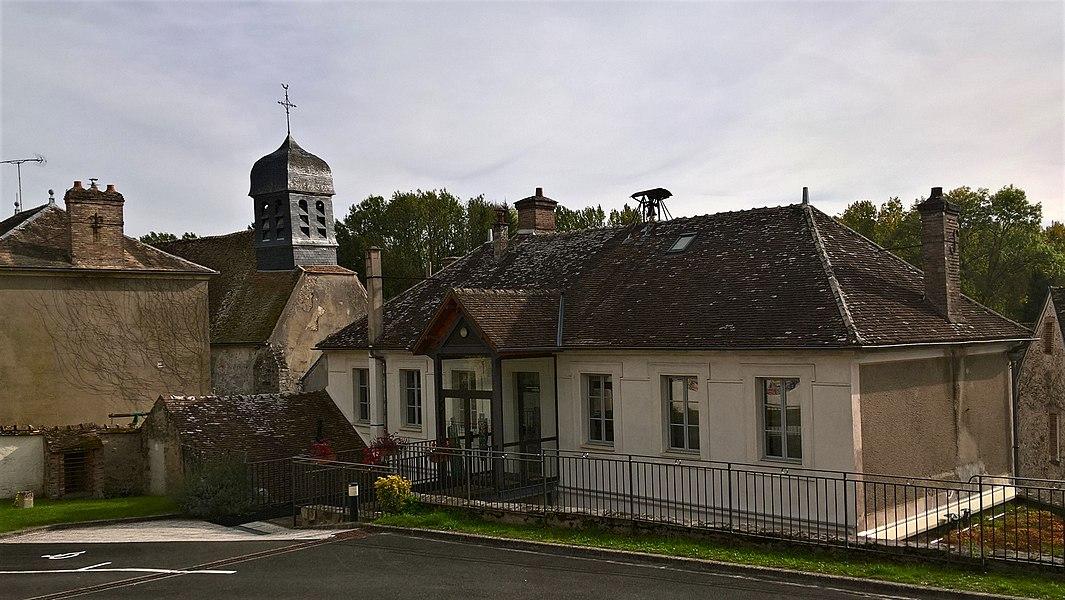 Blennes, mairie