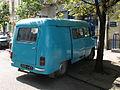 Blue ZSD Nysa 522 T light commercial vehicle in Kraków 2.jpg