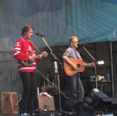 Picture of a band or musician: Blue Rodeo
