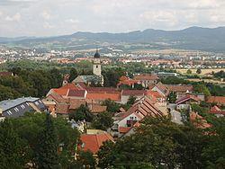 Bojnice a Prievidza (pohlad zo zamku).jpg