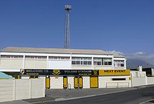 Boland Stadium - Image: Boland stadion