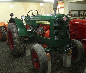 Bolinder-Munktell - 1950s BM tractor, model BM 35