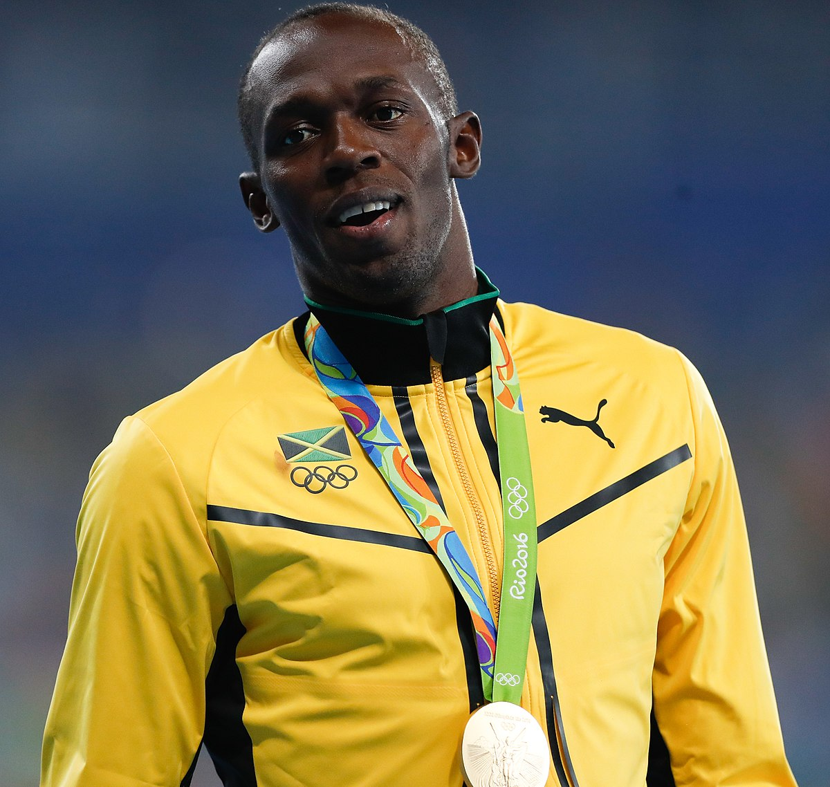08eb1a3546 Usain Bolt - Wikipedia