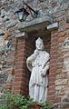 Borghetto di Valeggio-Statua di S.Giovanni Nepomuceno.JPG