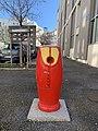 Borne incendie 146709 rue Marcel Teppaz (angle Joséphine Baker) à Lyon.jpg