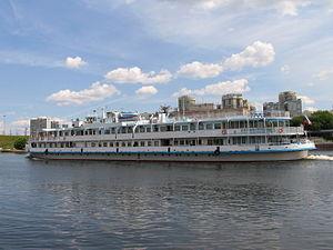 Borodino on Khimki Reservoir 22-jun-2012 05.JPG