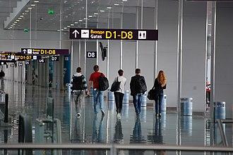 Boryspil International Airport - Terminal D