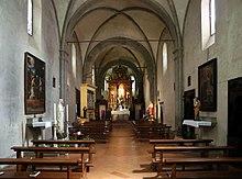 Convento del bosco ai frati wikipedia for Interno a un convento