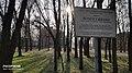 Bosco urbano di 414 alberi dedicati ai bambini del 1994 a san donato milanese (27 febbraio 2021).jpg