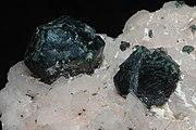Bournonite sur dolomite (USA)