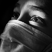 Boy wearing a mask during the COVID-19 pandemic in Egypt - Inbound8844811027769309500.jpg