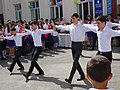 Boys Performing Traditional Dance - End-of-Year Ceremony at Prep School - Sheki - Azerbaijan (18078729340).jpg
