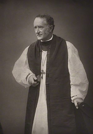 Edward King (bishop of Lincoln) - Edward King, Bishop of Lincoln, 1889.