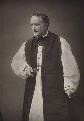 Edward King (bishop of Lincoln) - Edward King, Bishop of Lincoln, 1889.