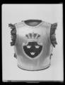 Bröstharnesk Livdrabantkåren - Livrustkammaren - 19406.tif