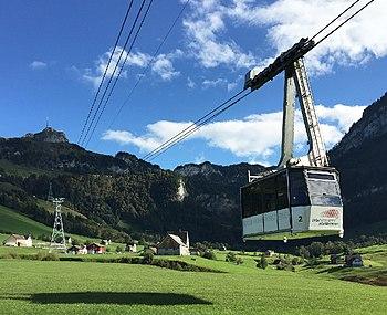 Alpsteinmassiv Reiseführer Auf Wikivoyage