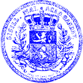 Ghent University - Seal of Ghent University