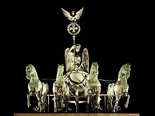 Johann Gottfried Schadow German sculptor