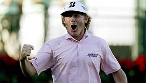 Brandt Snedeker - At the 2012 Tour Championship