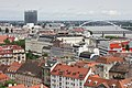 Bratislava, view from the castle hill to the city, image 2.JPG