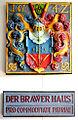 Brauergilde-Wappen, Hannover, Hans Nottelmann der Jüngere, Brauergilde-Haus, Johann Duve, Osterstraße, Gilde-Brauerei cropped.jpg