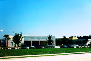 Braulio Alonso High School Public secondary school in Tampa, Florida, United States