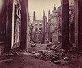 Braun, Adolphe (1811-1877) - Paris, 1871 - Ruines du chateau de St Cloud.jpg