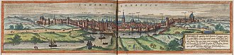 's-Hertogenbosch - 's-Hertogenbosch in the 16th century
