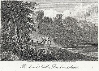 Brecknock Castle, Brecknockshire