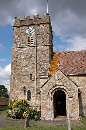 Bredon - Image: Bredon's Norton Church geograph.org.uk 41285