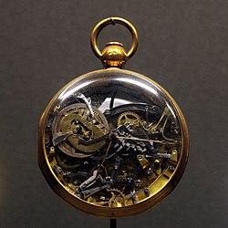 Breguet complication watch, formerly possession of Étienne François, duc de Choiseul