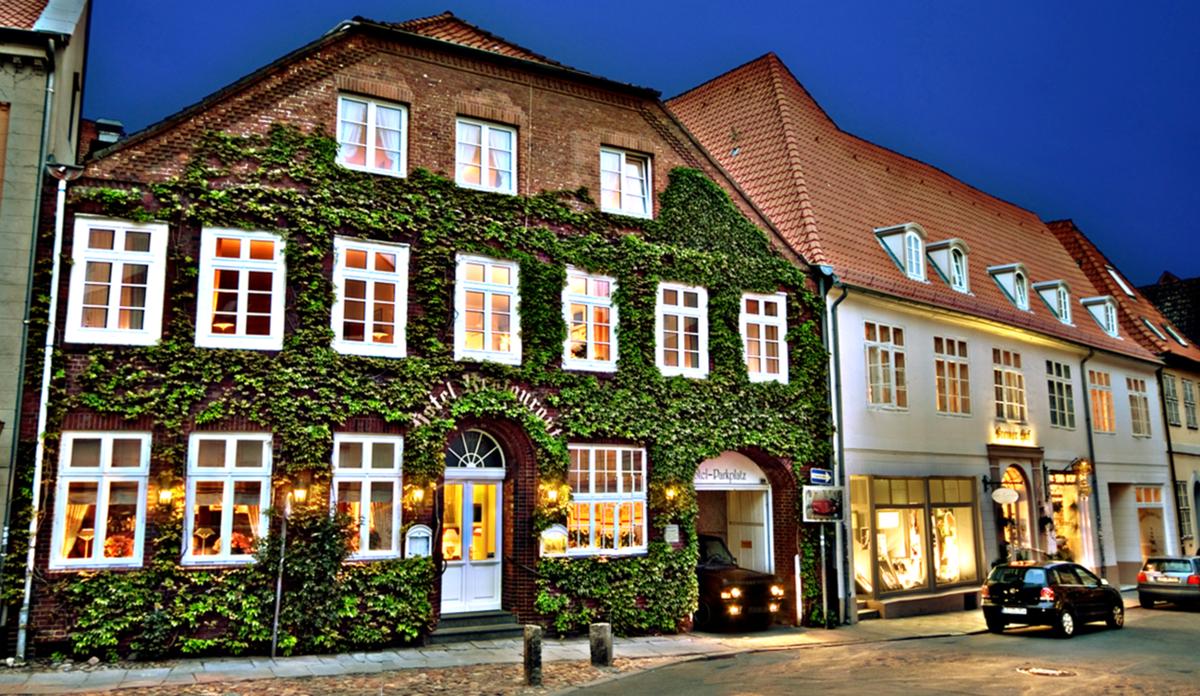 Bremer Haus Hotel Parken