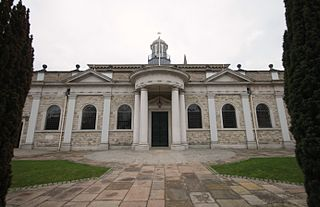 Brentwood Cathedral Church in Essex, England