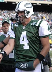 Favre with the Jets in November 2008 fee765d93