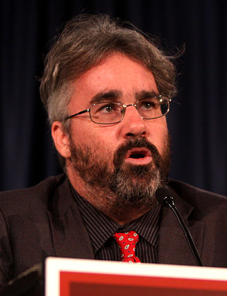 Brian Doherty (journalist) - Doherty in September 2012.