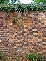 Brickwork, the Walled Garden, Alnwick - geograph.org.uk - 2493270.jpg