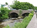 Bridge over the River Dall, Cushendall, Co. Antrim - geograph.org.uk - 1381440.jpg