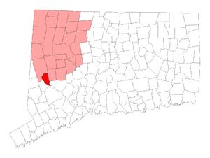 Bridgewater, Connecticut - Image: Bridgewater CT lg