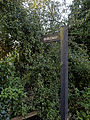 Bridleway fingerpost Quendon Essex England.jpg