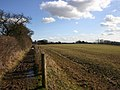 Bridleway to Welcombe Hills Country Park - geograph.org.uk - 1730786.jpg