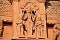 Brihadishwara Temple, Dedicated to Shiva, built by Rajaraja I, completed in 1010, Thanjavur (16) (37496304341).jpg
