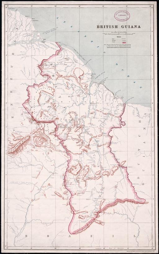 British Guiana - 1908 - WDL
