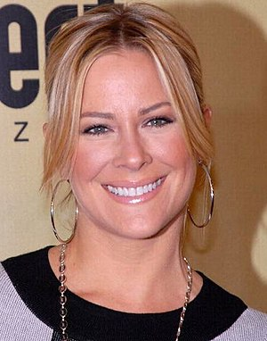 Brittany Daniel - Daniel at L.A. Direct Magazine's 2007 holiday party