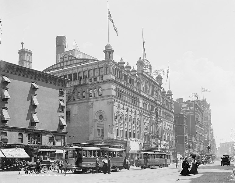 File:Broadway, Manhattan, view south from Times Square.jpg