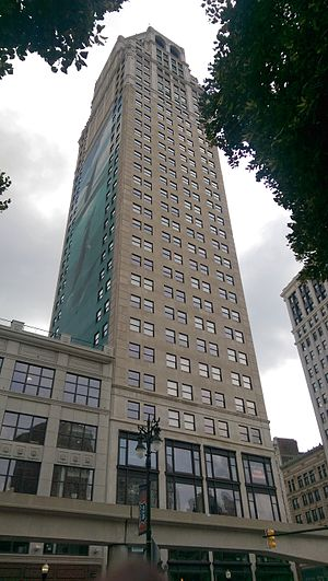 David Broderick Tower - Image: Broderick Tower 15