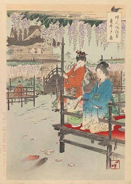 "File:Brooklyn Museum - Print from Series ""Women's Customs and Manners"" - Ogata Gekko.jpg"